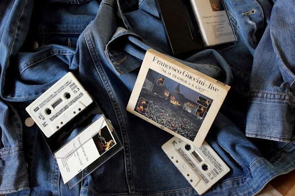 è musica live... concerto Bologna 1984 di ariosa