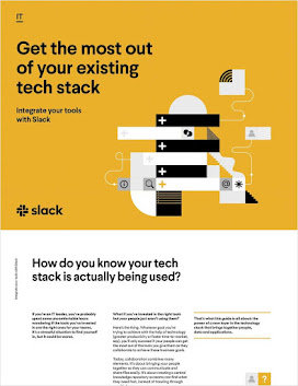 How to Integrate Existing Tech Stack with Slack