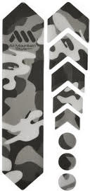 All Mountain Style Honeycomb Frame Guard alternate image 0