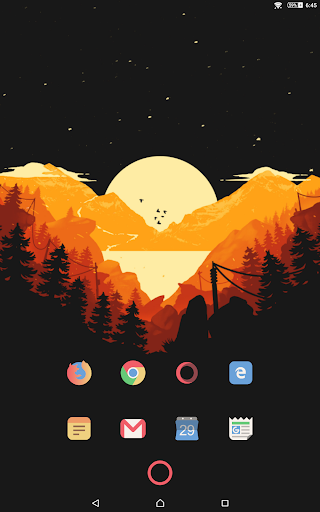 Minimo - Icon Pack  screenshots 7
