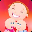 Breastfeeding Feed Pump Track icon