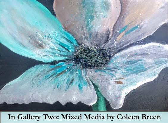 Mixed Media Paintings by Coleen Breen