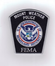 Photo: United States Department of Homland Security Police at Mount Weather, Virginia