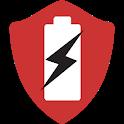 배터리 알리미 - 과전압,고온 알림, 배터리 폭발 방지 icon