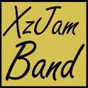 Guitar XzJam Blues Band icon