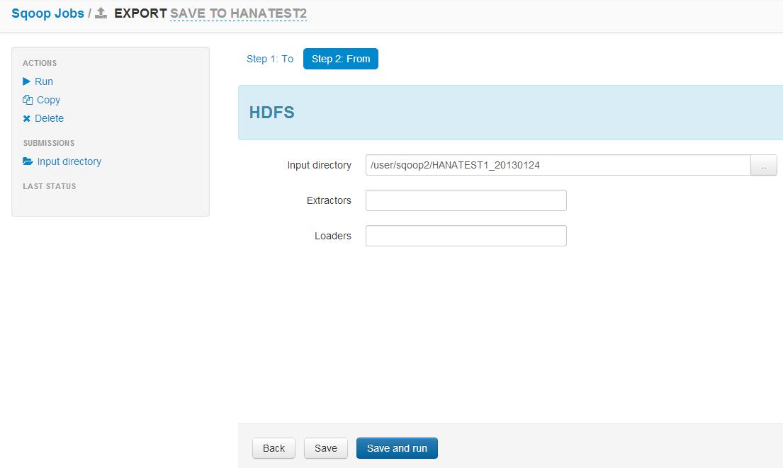 SCN : Blog List - SAP HANA Developer Center