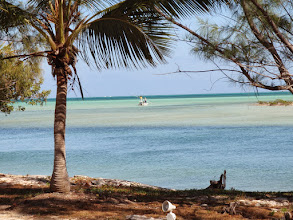 Photo: Fly fishing for bonefish with Mad River Outfitters