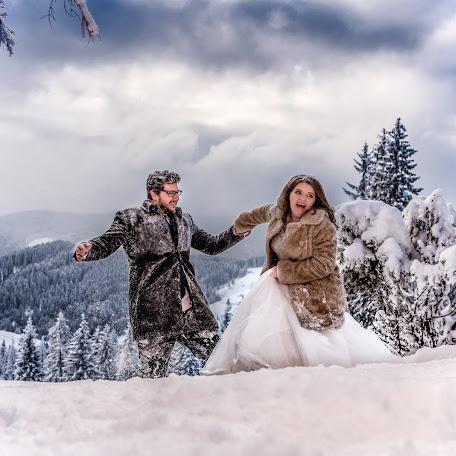 Wedding photographer Daniel Sandulean (sandulean). Photo of 27.02.2018