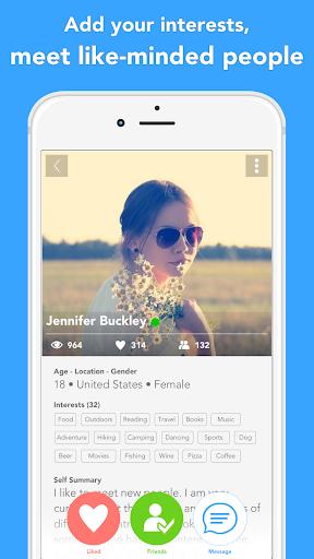 B-Messenger Video Chat screenshot 4
