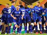 Gand révèle ses préférences pour le prochain tour de l'Europa League