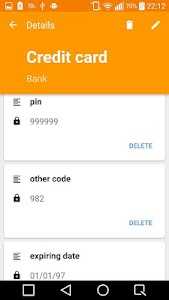 Password Safe v1.1.0