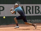 Ruben Bemelmans verliest nipt in drie sets en staat ook dit jaar niet op hoofdtabel Roland Garros