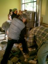 Photo: Barrel Test Fit (courtesy Gray)