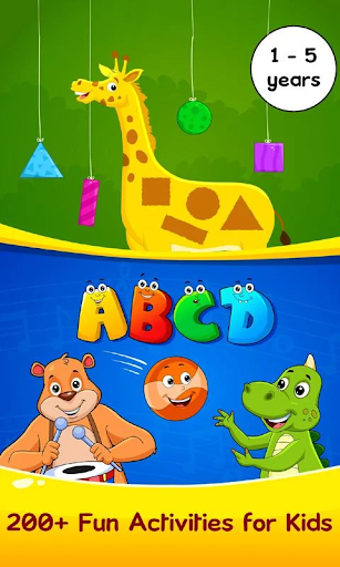 KidloLand- Nursery Rhymes, Kids Games, ABC Phonics screenshot
