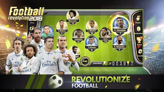 Soccer Revolution 2018 Screenshot