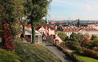 Photo: Cestou z Pražského hradu