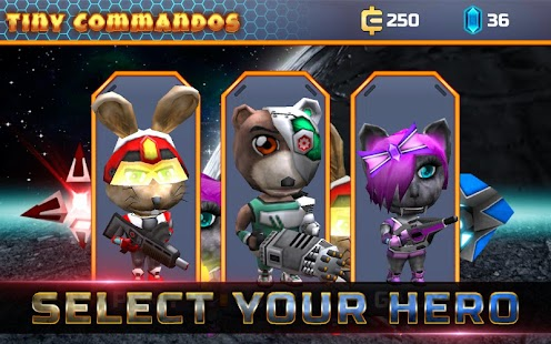 Tiny Commandos Android apk