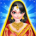 Indian Stylish Modern Fashion Wedding Makeup Salon icon
