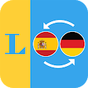 German - Spanish Translator Dictionary icon