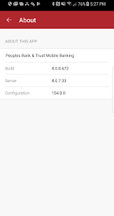 Peoples Bank & Trust Co, MO- screenshot thumbnail