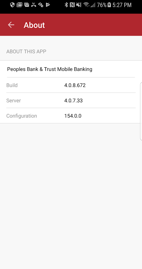 Peoples Bank & Trust Co, MO- screenshot