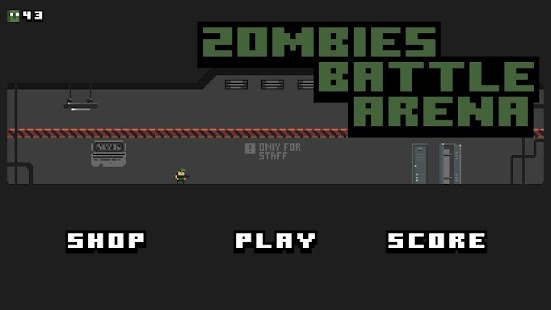 Zombies Battle Arena - náhled