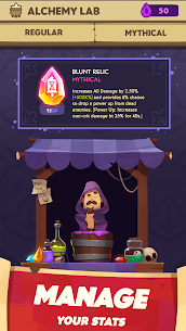 Almost a Hero – Idle RPG Clicker 3