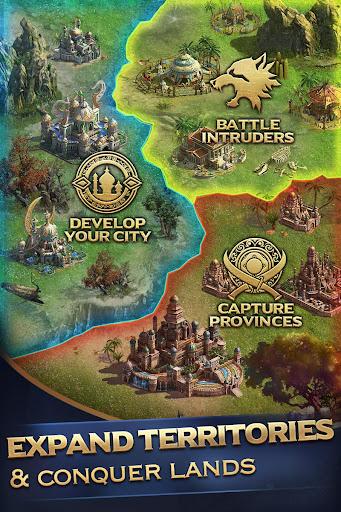 Conquerors: Clash of Crowns 1.5.2 screenshots 11