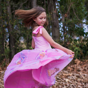 Dancing in the leaves by Morne Kotze - Babies & Children Children Candids (  )