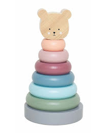 Stacking toy teddy
