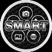 Smart Launcher Metal Theme