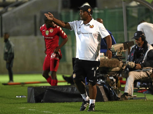 Highlands Park assistant coach Allan Freese is enjoying another successful run with the club which sacked him last year.