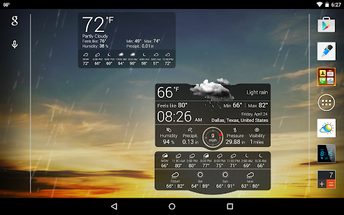 Weather Live Screenshot 18