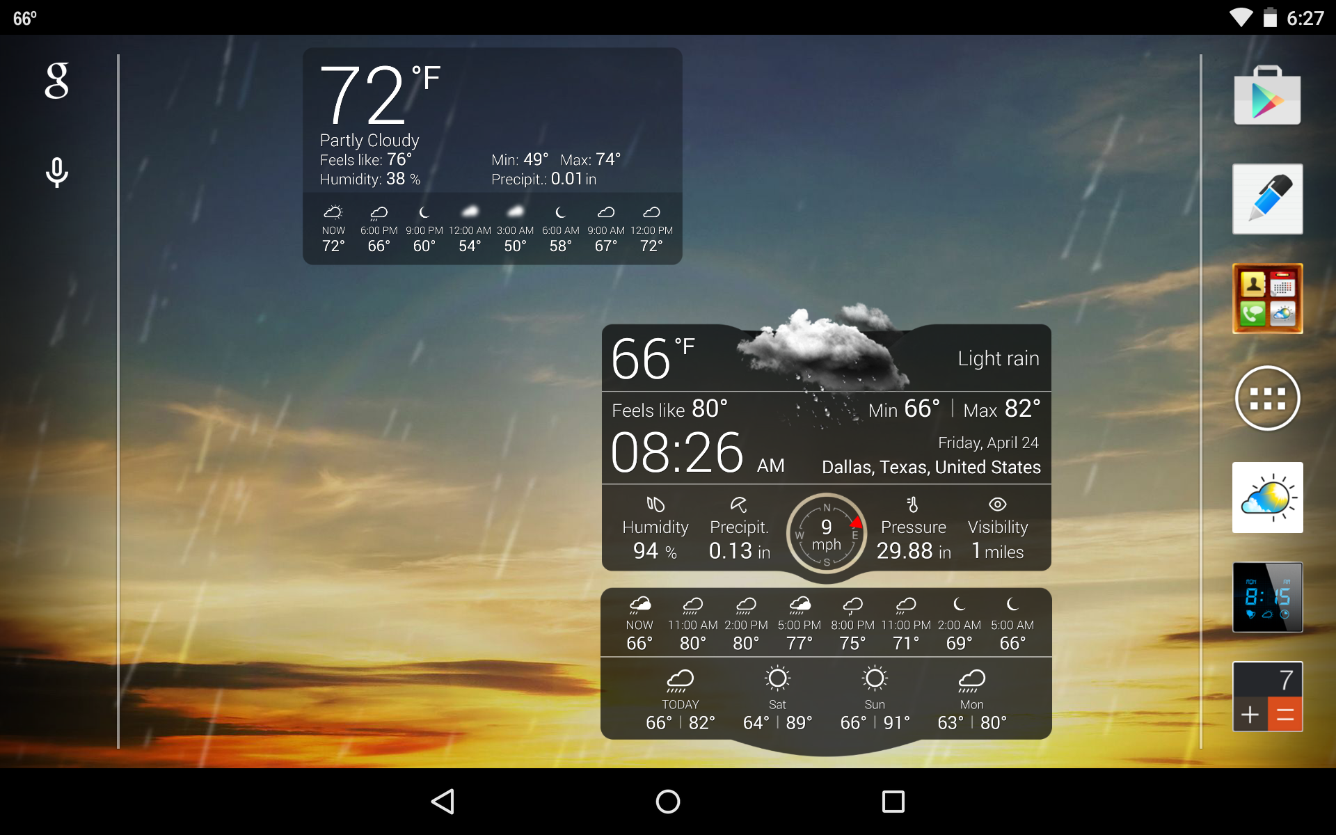 Weather Live screenshot #18