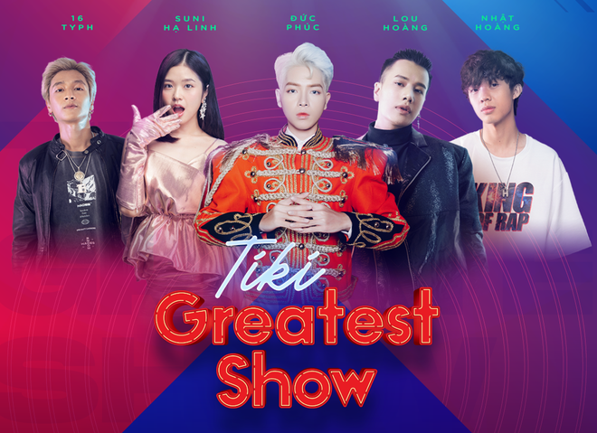 The Greatest Show (cre: Tiki)