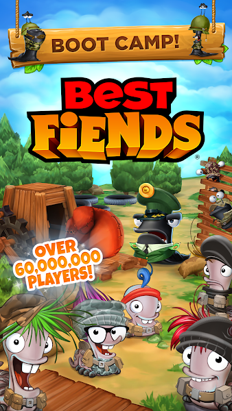 Best Fiends – Puzzle Adventure v4.6.0 [Mod]