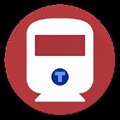 Calgary Transit CTrain - MonT…