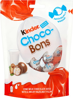 Kinder Choco-Bons - Milk and Hazelnut, 104g