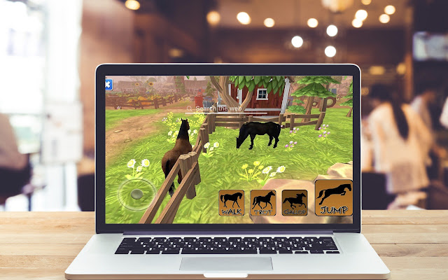 Horse Haven HD Wallpapers Game Theme