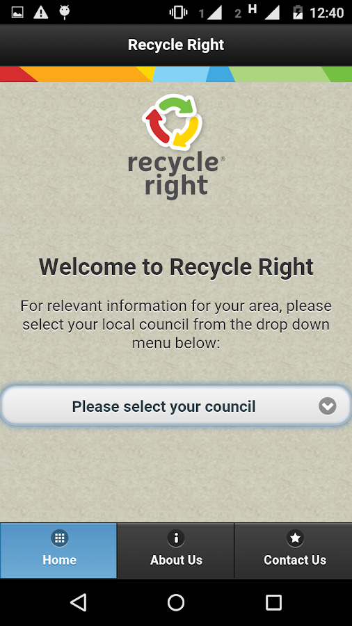Recycle Right- screenshot