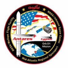 Photo: G110228-002 Antares-ORB-D1 Mission Patch