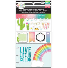 Me & My Big Ideas Happy Planner Multi Accessory Pack - Brights