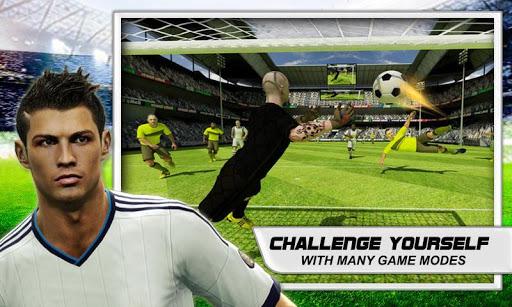 Fútbol real FIFFA - FIF Soccer screenshot 4