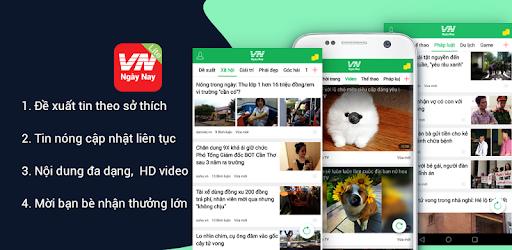 VN Ngày Nay Lite -Tin Tức, Đọc Báo, Video for PC