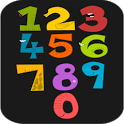 Coloring for Kids - Numbers icon
