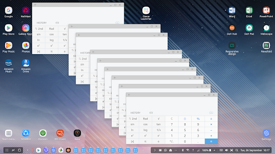 Desktop Hub for Samsung DeX Screenshot