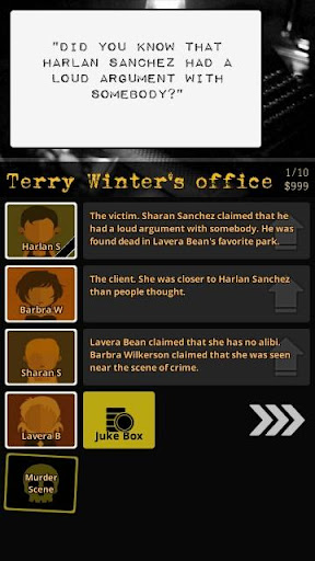 The Casebook of Terry Winter