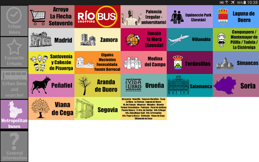 Bus Pucela ud83dude8d Valladolid Bus 12.0.0 screenshots 10