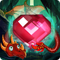 Dragon Jewels Deluxe icon