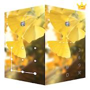 AppLock Live Theme Ginkgo – Paid Theme